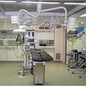 ZNA Brandwondencentrum - Operatiezaal