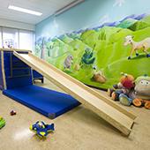 ZNA Brandwondencentrum - Kinderspeelkamer