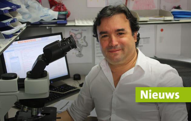 Nieuwe onderzoeksmethode immuuntherapie. dr. Salgado werkte eraan mee.