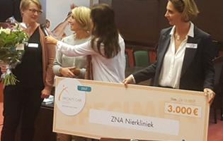 ZNA Award Nierkliniek