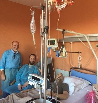 ZNA Hematologie voert 1000ste stamceltransplantatie uit