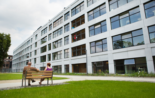Nieuw gebouw volwassenenpsychiatrie ZNA