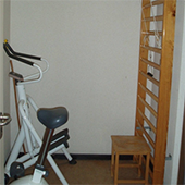 ZNA Brandwondencentrum - Fysiotherapieruimte