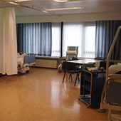 ZNA Brandwondencentrum - Low care