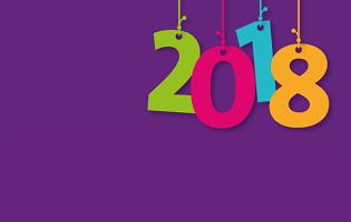 We wensen je een gezond 2018