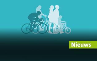 Fietsen en wandelen voor dementie op 4 juni met ZNA Joostens