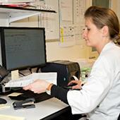 ZNA Anatomo-pathologie: registratie van de stalen