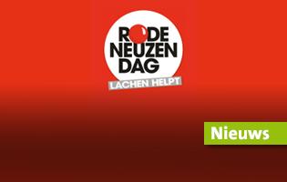 ZNA Psychiatrisch Ziekenhuis Stuivenberg krijgt 20000 euro van Rode Neuzendag.