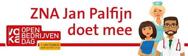 Beleef ZNA Jan Palfijn anders op 1 oktober