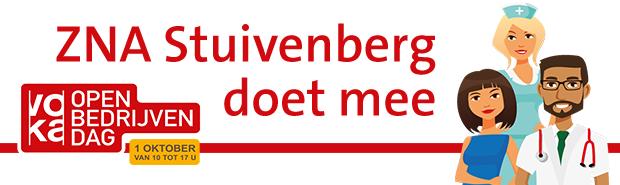 Beleef ZNA Stuivenberg anders op 1 oktober